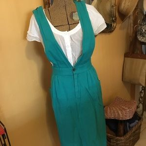 Sweet vintage jumper dress